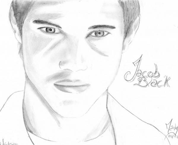 Taylor Lautner by martivana
